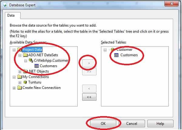 Attach Dataset