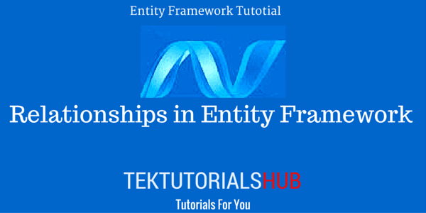 Relationships in Entity Framework