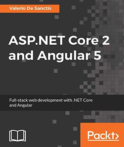 If you are looking to integrate ASP.NET Core 2 with the Angular, then this book is for you.